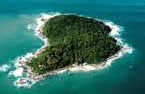Picture of island